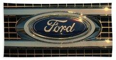 Ford Beach Sheet