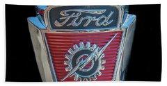 Ford Beach Towel