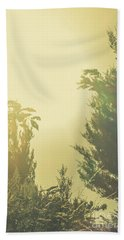 Forest Mysteria Beach Towel