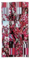 Forever Buds Beach Towel by Nancy Marie Ricketts