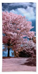 Beach Towel featuring the photograph Forever Spring by Helga Novelli