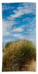 Formby Sand Dunes And Sky Beach Sheet