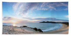 Forster One Mile Beach Beach Towel