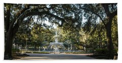 Forsyth Park Beach Sheet