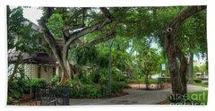 Fort Lauderdale Riverwalk Scenic Beach Sheet