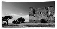 Fortress Nehaj In Senj Beach Sheet