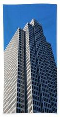 Four Embarcadero Center Office Building - San Francisco - Vertical View Beach Sheet