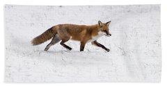 Fox 3 Beach Towel