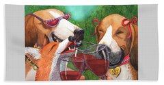Foxy Winers Beach Sheet
