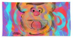 Fozzie Beach Towel