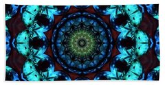 Fractal 2 Beach Towel
