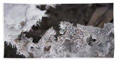 Fragmented Ice Beach Sheet
