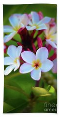 Fragrant Sunset Beach Towel by Kelly Wade