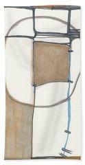 Framed Beach Towel