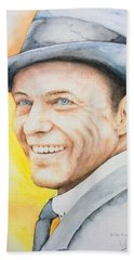 Frank Sinatra Beach Sheet