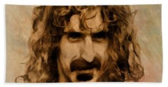 Frank Zappa Collection - 1 Beach Towel