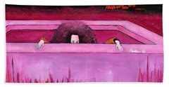 Frank Zappa Hot Rats Beach Towel