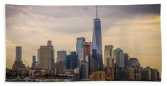 Freedom Tower - Lower Manhattan 2 Beach Towel