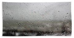 Freezing Rain Beach Sheet