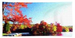French Creek Fall 020 Beach Sheet