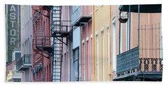 French Quarter Colors Beach Sheet