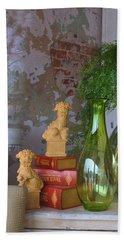 French Vases Beach Sheet