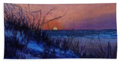 Frenchy's Sunset Beach Towel