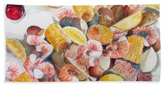 Fresh Boiled Beach Sheet