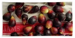 Fresh Figs Beach Towel