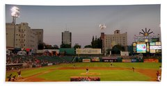 Fresno Grizzlies Beach Towel