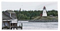 Friar's Head Lighthouse Beach Sheet