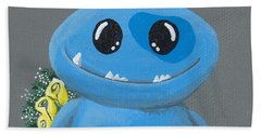 Friendzone Filbert Beach Towel