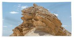 Frog Rock Beach Towel
