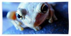 Froggy Beach Towel