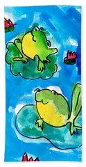 Frogs Beach Sheet