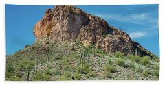 From Apache Trail Beach Towel by Greg Nyquist
