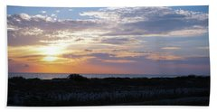 From The Sand Dunes Beach Towel