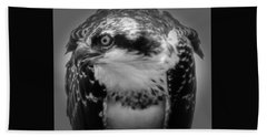 From The Series The Osprey Number Two Beach Towel