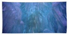 Beach Towel featuring the photograph Frozen by Rick Berk