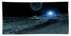 Frozen World Beach Towel