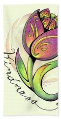 Fruit Of The Spirit Series 2 Kindness Beach Sheet