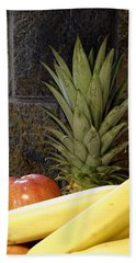 Fruit Pile Beach Sheet