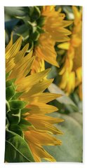 Fun Flowers Beach Towel