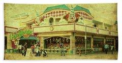 Fun House - Jersey Shore Beach Sheet