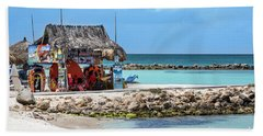 Fun In The Sun Beach Towel by Judy Wolinsky