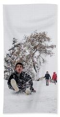 Fun On Snow-2 Beach Sheet