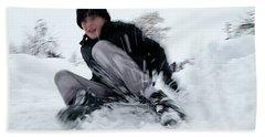 Fun On Snow-4 Beach Sheet