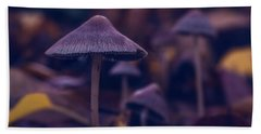 Fungi World Beach Towel