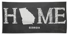 Ga Home Beach Towel
