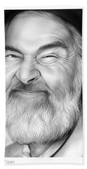 Gabby Hayes Beach Towel